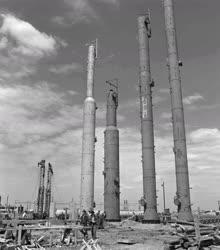 Ipar - Hajdúsági földgázmező - Automatikus gazolinleválasztó
