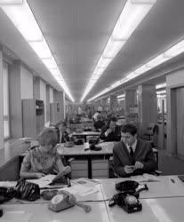 Hírügynökségek - MTI új központi szerkesztősége