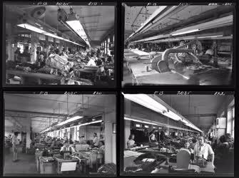 Ipar - Textilipar - Május 1 Ruhagyár