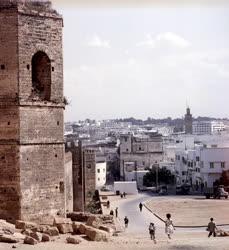 Városkép - Marokkó - Rabat