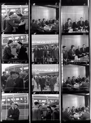 Külkapcsolat - Dél-vietnámi küldöttség érkezett Budapestr