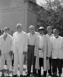 Külkapcsolat - Kádár János látogatása Üzbegisztánban