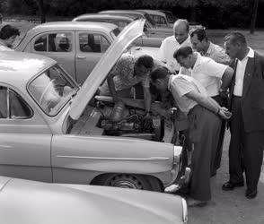 Szabadidő - Dorogi autósklub