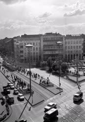 Városkép - Budapest - 1971.