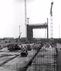 Építőipar - atomerőmű építés