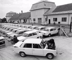 Ipar - Megnyílt aze lső MERKUR telephely Debrecenben