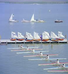 Sport - Vízisport - Evezősök és vitorlások évadnyitója