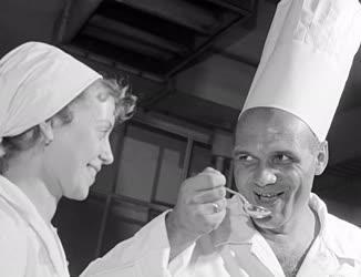 Vendéglátás - Gasztronómia - A konyhaművészet nagymestere