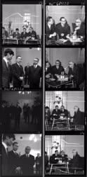 Külkapcsolat - Baráti találkozó a Hazafias Népfront székh