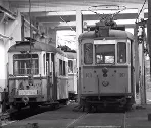 Tömegközlekedés - Budapesti villamosok