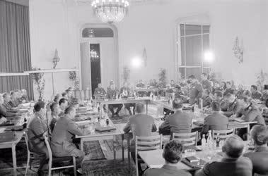 Külkapcsolat - Ülésezik a Varsói Szerződés honvédelmi bizottsága