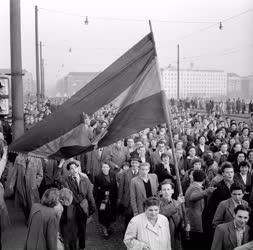 Belpolitika - 1956-os forradalom