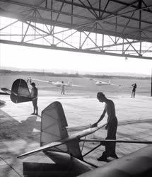 Sport - Közlekedés - Miskolci repülőtér