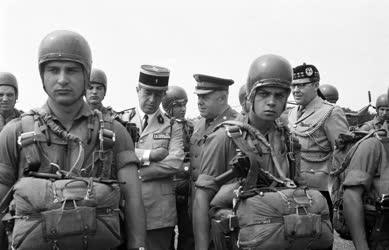 Honvédelem - Katonai attasék látogatása Magyarországon