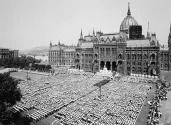 Budapest - Derűs nyári események