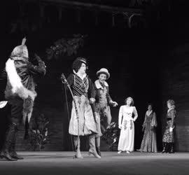 Kultúra - Színház - Shakespeare: Lóvátett lovagok