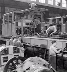 Ipar - Új mozdonyok készülnek a Ganz-Mávagban