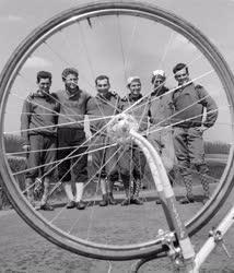Sport - Kerékpársport - Kerékpáros válogatott