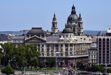 Városkép - Budapest - Belügyminisztérium