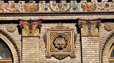 Városkép - Budapest - Olof Palme ház