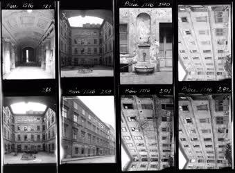 Városkép - Építkezés - Felújításra váró épületek