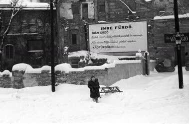 Időjárás - Budapest télen