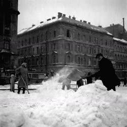 Időjárás - A havas január