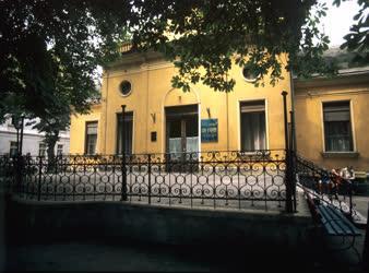 Irodalmi emlékhelyek - Erdély - A nagyváradi Ady Múzeum