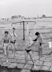 Vakáció - KISZ építőtábor Bakonszegen