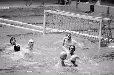 Sport - A Szovjetunió-Magyarország válogatott vízilabda-mérkőzés