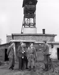 Bányászat - Krüpl György bányász