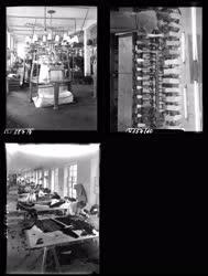 Ipar - Szőrmegyár-Szövőgyár