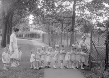 Oktatás - Gyermeknevelés - Debreceni óvodások