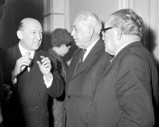 Kitüntetés - Magyar-Szovjet Baráti Társaság