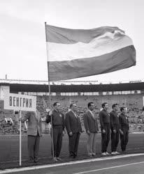 Sport - A magyar csapat a X. Öttusa Világbajnokságon