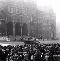 Belpolitika - 1956-os forradalom - Véres csütörtök