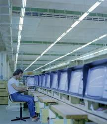 Ipar - Számítógép kijelzők szerelése
