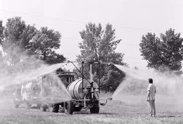 Mezőgazdaság - Debreceni növényvédelmi és agrokémiai bemutató