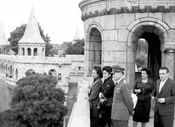 Külpolitika - Sukarno felesége Budapesten