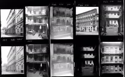 Városkép - Felújításra váró épületek