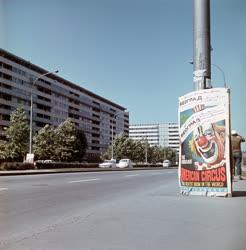 Turizmus - Jugoszlávia - Belgrádi városkép