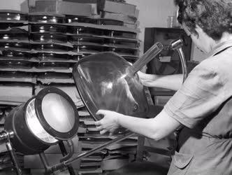 Ipar - Technika - Nagykanizsai Üveggyár