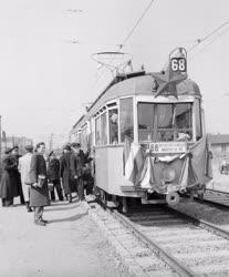Közlekedés - Új villamos vonalszakaszt kapott Zugló
