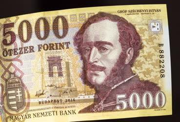 Fizető eszköz - Budapest - Bankjegy
