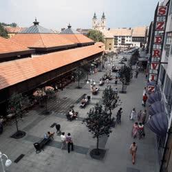 Városkép - Eger - Katona István tér