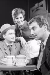 Színház - Brecht: Svejk a második világháborúban