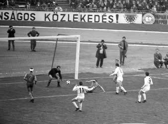 FTC - Vasas labdarúgó mérkőzés