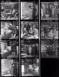 Kiállítás - HUNGAROCOOP album - Textilipari bemutató