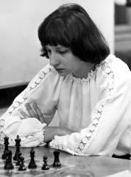 Ivánka - sakkbajnok