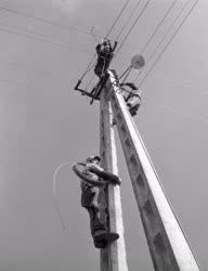 Energia - Új villamosenergia-hálózat építése